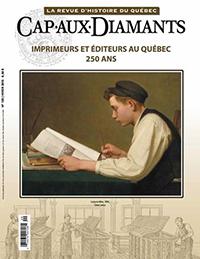 Imprimeurs et éditeurs au Québec – 250 ans – #120